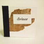 Diviner, 2014. artist book,  4 x 4